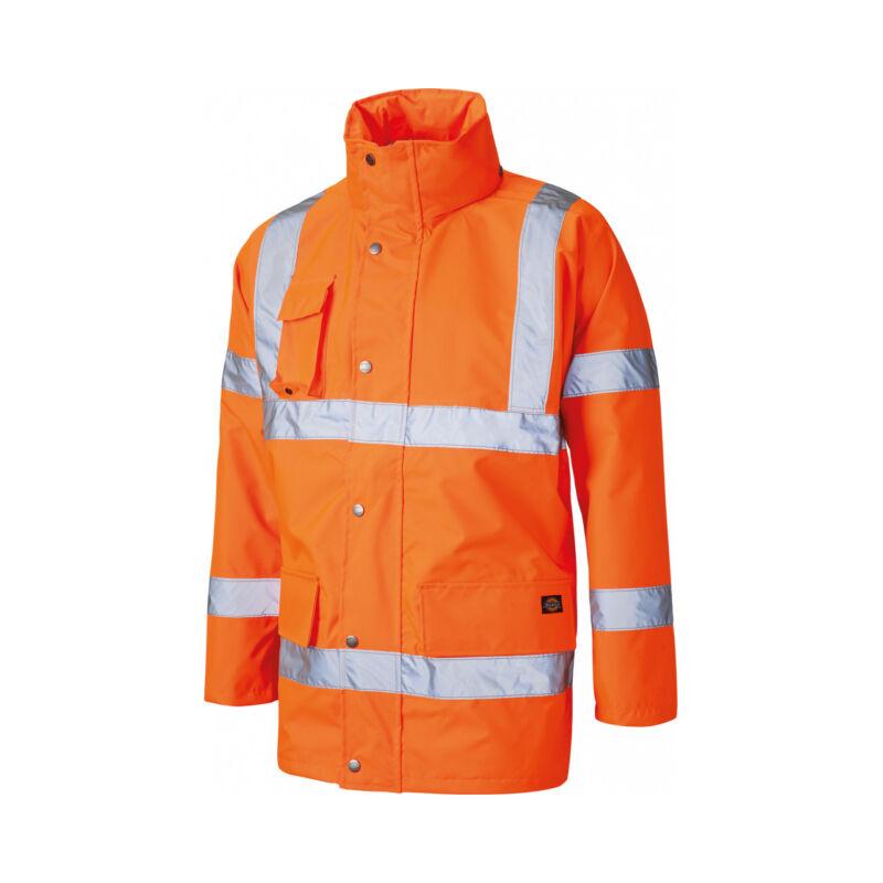 SA42045i-L-Orange-Láthatósági kabát