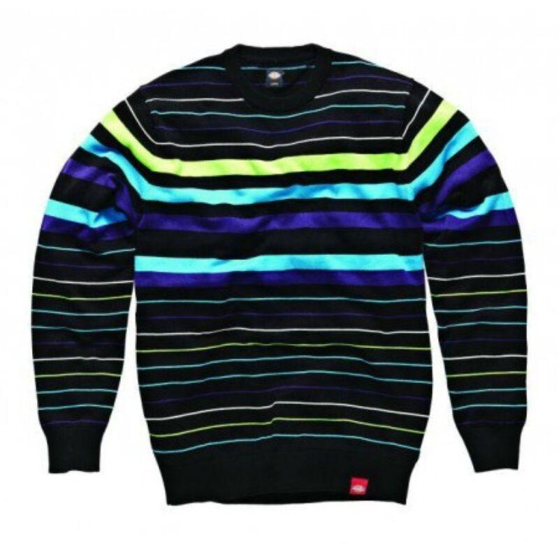 04 200041-L-Black Walston pulóver