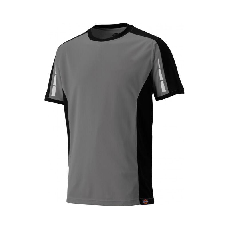 DP1002 - Dickies Pro T-shirt - S - Grey