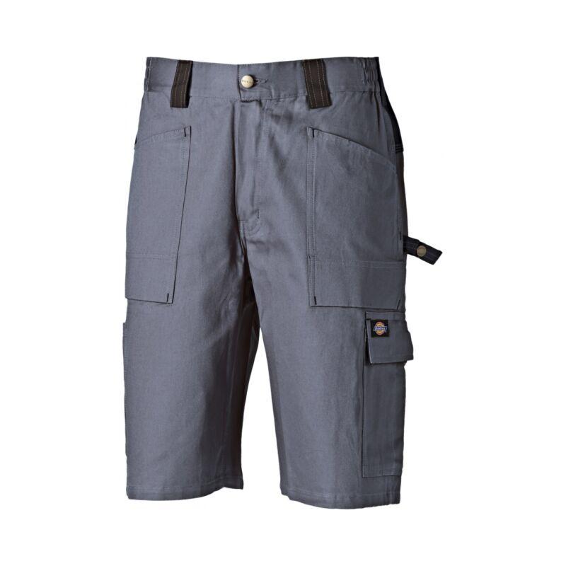 Munkaruha short WD4979-28-Grey/Black GDT210