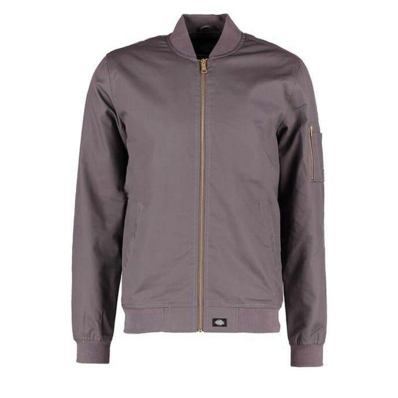 07 200230-L-HUGHSON kabát- Gray