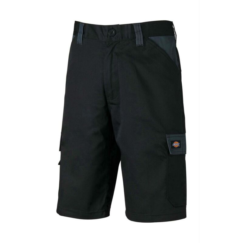 ED24/7SH-Munkaruha short-Black/Grey-38