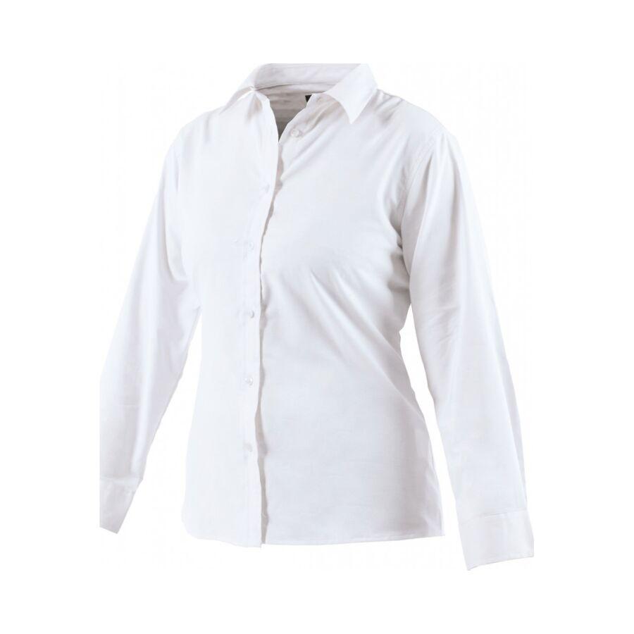 Munkaruha ing hosszú ujjú SH64300-20-Blue-Női Oxford - Munkapoló 2304377535